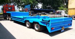 LOW LOADER WITH CUSTOMISED MECHANISM AND FUNCTIONS
