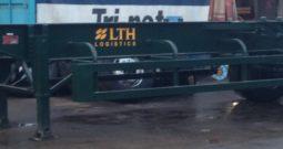 40FT IBEAM460