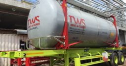 CUSTOMISED ISO TANK TRAILERS