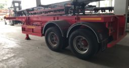 SWAP BODY ISO TANK TRAILERS